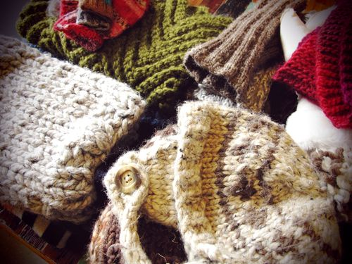 winter woolens