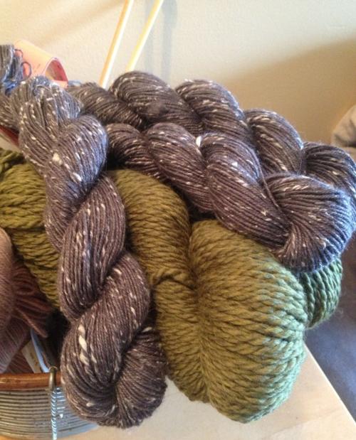 stitch rabbit knit