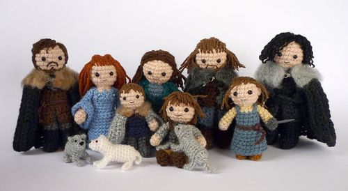 game of thrones dolls