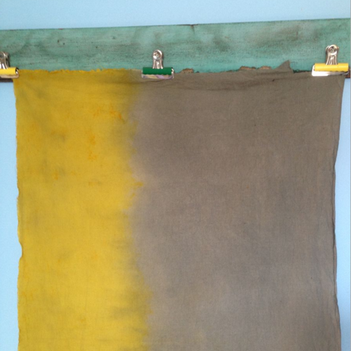 dip dye natural dye